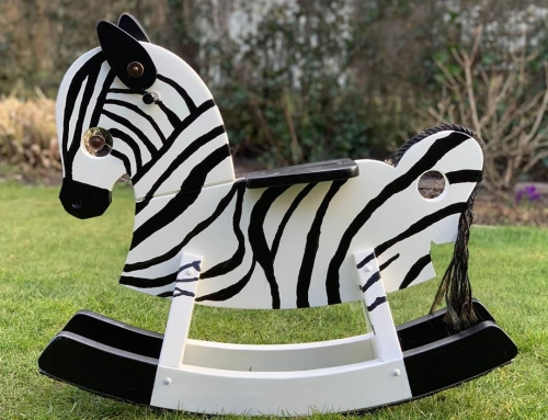 Hobbel zebra